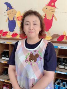 園長代理 風間 恭子さん
