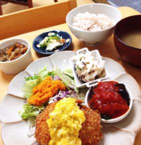 Sora・niwaランチ(880円)