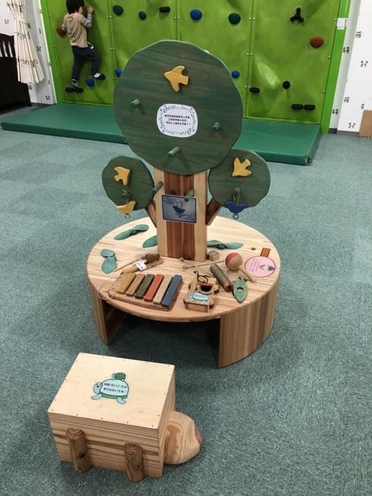 木製の玩具