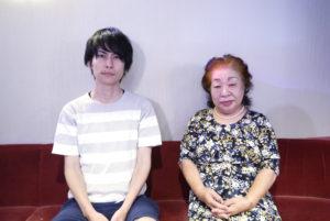 オーナー 細川和子さん(右)と代表の御子柴雅慶さん(33)