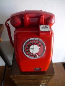 電話型のジュークボックス