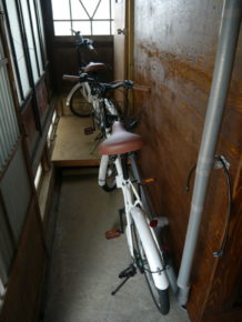 無料レンタルできる自転車