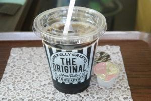 コーヒー(200円)