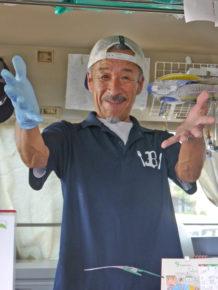 店主 西尾勉さん(61)