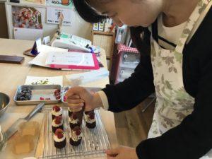 ランチのケーキにトッピング(※3)