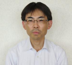 総務課長代理 種田 敏樹さん